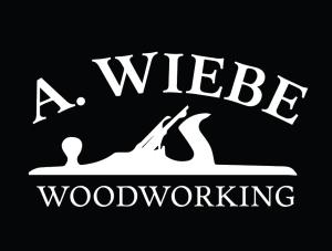 A_Wiebe_Logo_WhiteOnBlack