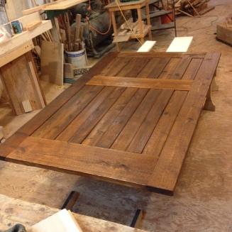 Cedar Finish 1