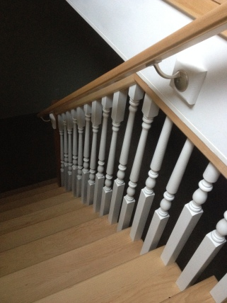 Handrails and Balusters